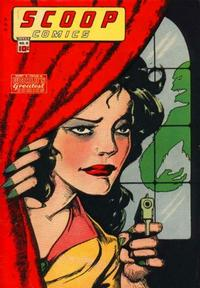 Cover Thumbnail for Scoop Comics (Chesler / Dynamic, 1944 series) #8