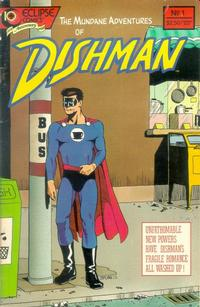 Cover Thumbnail for Dishman (Eclipse, 1988 series) #1