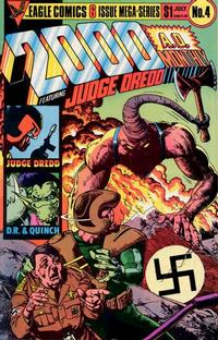 Cover Thumbnail for 2000 A.D. [2000 A.D. Monthly] (Eagle Comics, 1985 series) #4