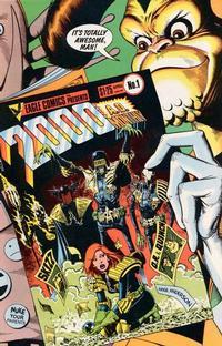 Cover Thumbnail for 2000 A.D. (Eagle Comics, 1986 series) #1