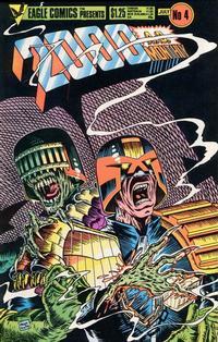 Cover Thumbnail for 2000 A.D. (Eagle Comics, 1986 series) #4