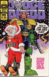 Cover Thumbnail for Judge Dredd (Quality Periodicals, 1986 series) #6 (41)