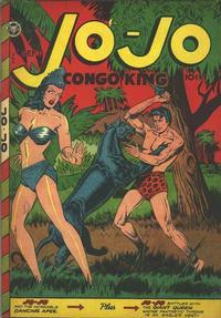 Cover Thumbnail for Jo-Jo Comics (Fox, 1946 series) #7[b]