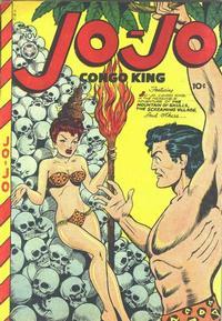 Cover Thumbnail for Jo-Jo Comics (Fox, 1946 series) #8
