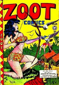 Cover Thumbnail for Zoot Comics (Fox, 1946 series) #14[a]