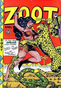 Cover Thumbnail for Zoot Comics (Fox, 1946 series) #13 [b]