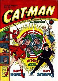 Cover Thumbnail for Cat-Man Comics (Holyoke, 1942 series) #v3#6 (16)