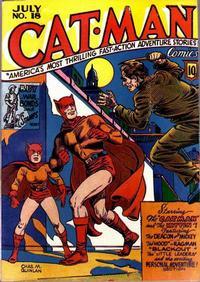 Cover Thumbnail for Cat-Man Comics (Temerson / Helnit / Continental, 1941 series) #v3#8 (18)