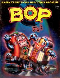 Cover for Bop (Kitchen Sink Press, 1982 series) #1
