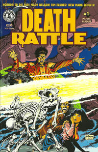 Cover Thumbnail for Death Rattle (Kitchen Sink Press, 1995 series) #1