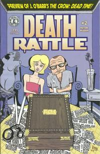 Cover Thumbnail for Death Rattle (Kitchen Sink Press, 1995 series) #2