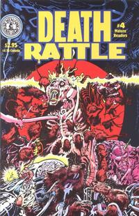 Cover Thumbnail for Death Rattle (Kitchen Sink Press, 1995 series) #4