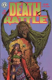 Cover Thumbnail for Death Rattle (Kitchen Sink Press, 1995 series) #5