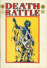 Cover Thumbnail for Death Rattle (Kitchen Sink Press, 1972 series) #2