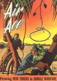 Cover Thumbnail for Air Ace (Street and Smith, 1944 series) #v2#2