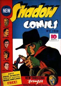 Cover Thumbnail for Shadow Comics (Street and Smith, 1940 series) #v1#2 [2]