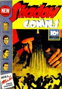 Cover Thumbnail for Shadow Comics (Street and Smith, 1940 series) #v1#3 [3]