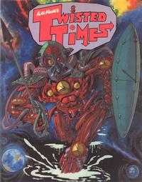 Cover Thumbnail for Alan Moore's Twisted Times (Titan, 1987 series)