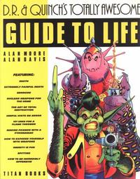 Cover Thumbnail for D. R. & Quinch's Totally Awesome Guide to Life (Titan, 1986 series)  [Third Printing]
