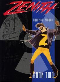 Cover Thumbnail for Zenith (Titan, 1988 series) #2