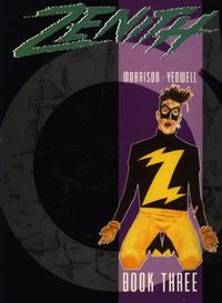 Cover Thumbnail for Zenith (Titan, 1988 series) #3