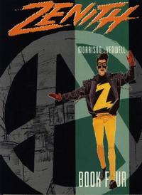 Cover Thumbnail for Zenith (Titan, 1988 series) #4