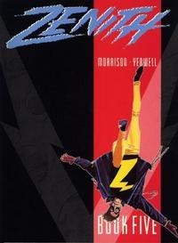 Cover Thumbnail for Zenith (Titan, 1988 series) #5