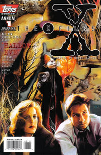 Cover Thumbnail for The X-Files Annual (Topps, 1995 series) #1
