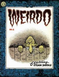 Cover Thumbnail for Weirdo (Last Gasp, 1981 series) #1