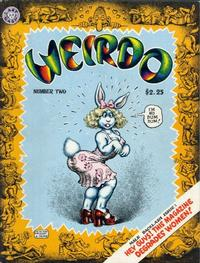 Cover Thumbnail for Weirdo (Last Gasp, 1981 series) #2