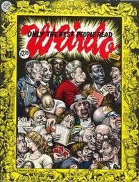 Cover Thumbnail for Weirdo (Last Gasp, 1981 series) #4