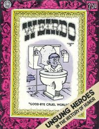 Cover Thumbnail for Weirdo (Last Gasp, 1981 series) #5