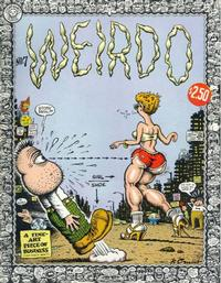 Cover Thumbnail for Weirdo (Last Gasp, 1981 series) #7 [1st printing]