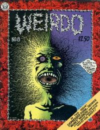 Cover Thumbnail for Weirdo (Last Gasp, 1981 series) #8 [First Printing]