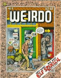 Cover Thumbnail for Weirdo (Last Gasp, 1981 series) #9 [1st printing]