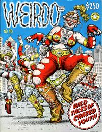 Cover Thumbnail for Weirdo (Last Gasp, 1981 series) #10