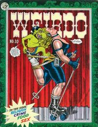Cover Thumbnail for Weirdo (Last Gasp, 1981 series) #20