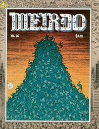 Cover Thumbnail for Weirdo (Last Gasp, 1981 series) #26 [1st printing]
