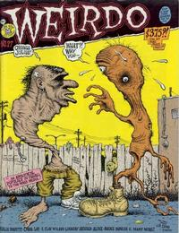 Cover Thumbnail for Weirdo (Last Gasp, 1981 series) #27