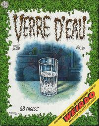 Cover Thumbnail for Weirdo (Last Gasp, 1981 series) #28