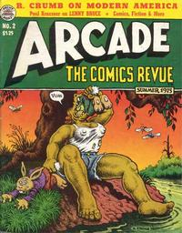 Cover Thumbnail for Arcade (The Print Mint Inc, 1975 series) #2