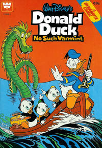 Cover Thumbnail for Walt Disney's Donald Duck No Such Varmint [Dynabrite Comics] (Western, 1979 series) #11352-1