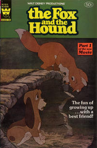 Cover Thumbnail for Walt Disney The Fox and the Hound (Western, 1981 series) #1