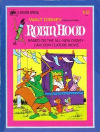 Cover Thumbnail for Robin Hood (Western, 1973 series) #96151