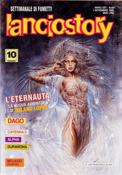 Cover for Lanciostory (Eura Editoriale, 1975 series) #v25#43