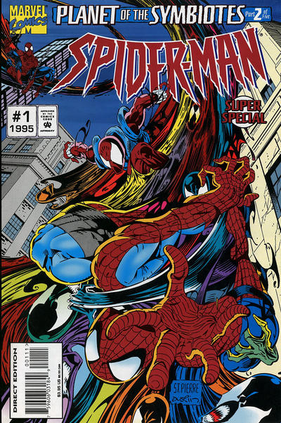 Cover for Spider-Man Super Special (Marvel, 1995 series) #1