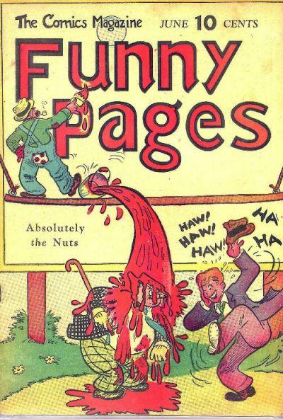 Cover for The Comics Magazine (Comics Magazine Company, 1936 series) #v1#2