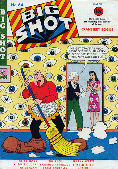 Cover for Big Shot (Columbia, 1942 series) #64