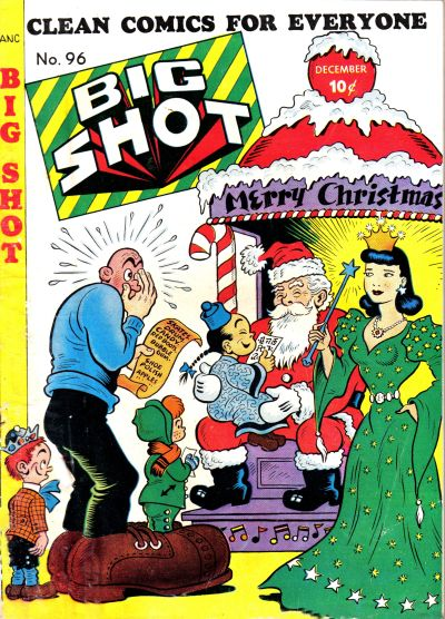 Cover for Big Shot (Columbia, 1942 series) #96