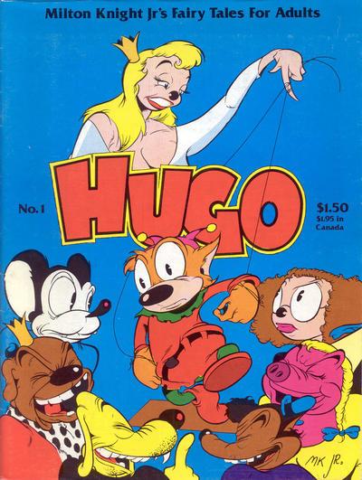 Cover for Hugo (Fantagraphics, 1982 series) #1